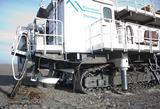 Дизельный буровой станок СБШ-250Д на Черногорском УР